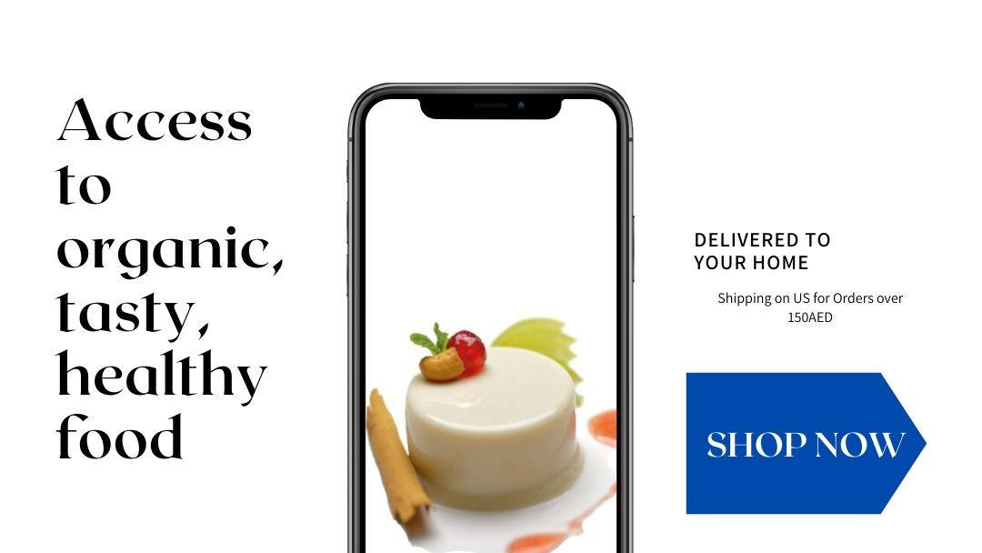 organic, tasty, healthy food shop
